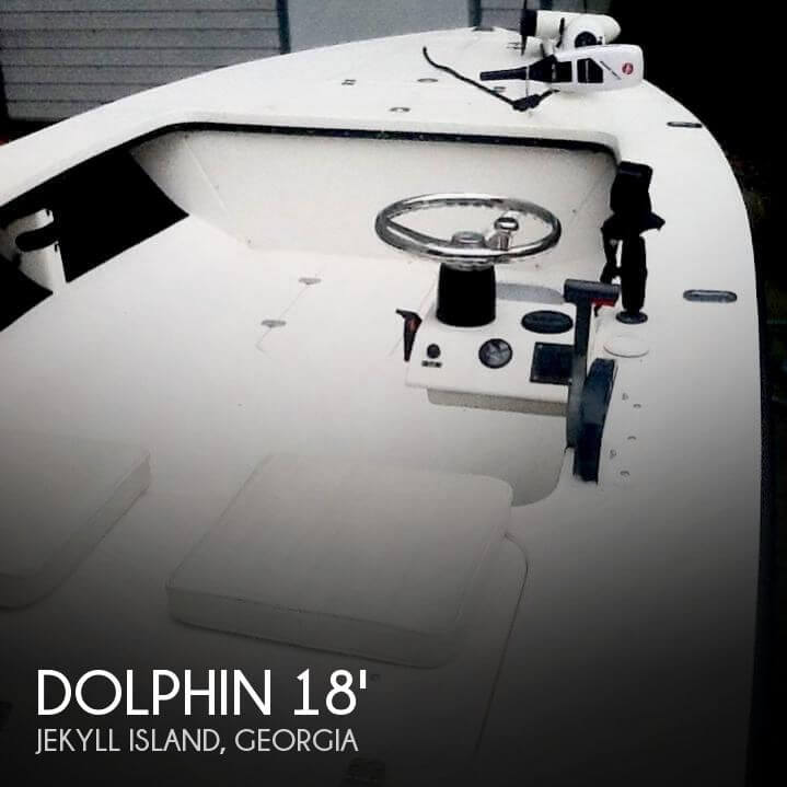 Used Dolphin Boats For Sale by owner | 2003 Dolphin 18