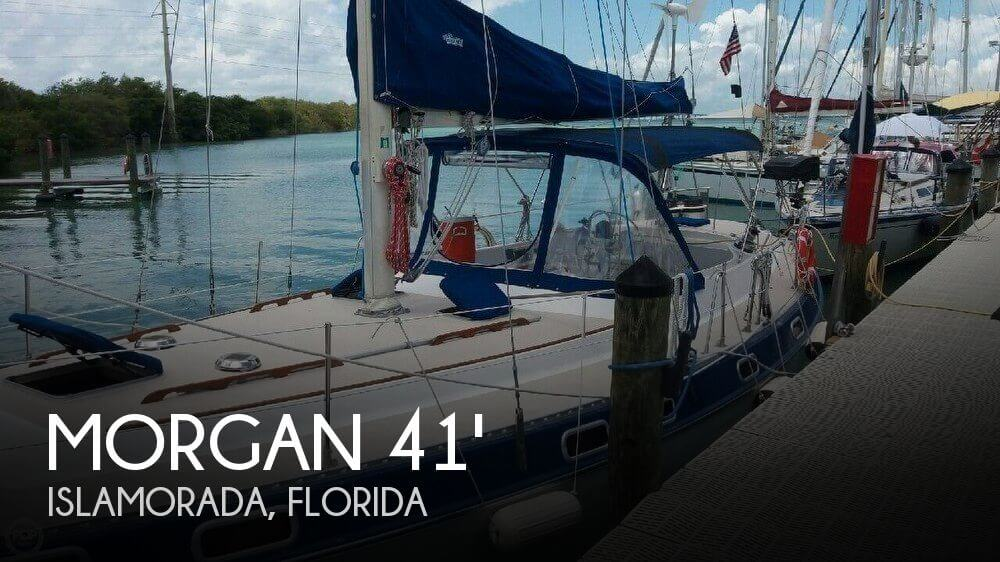 Used Morgan Boats For Sale by owner | 1987 Morgan 41