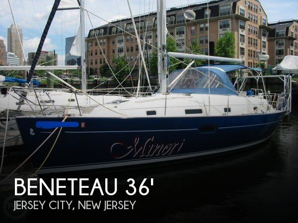 Used Sailboats For Sale in New York by owner | 2000 Beneteau Oceanis 36 CC