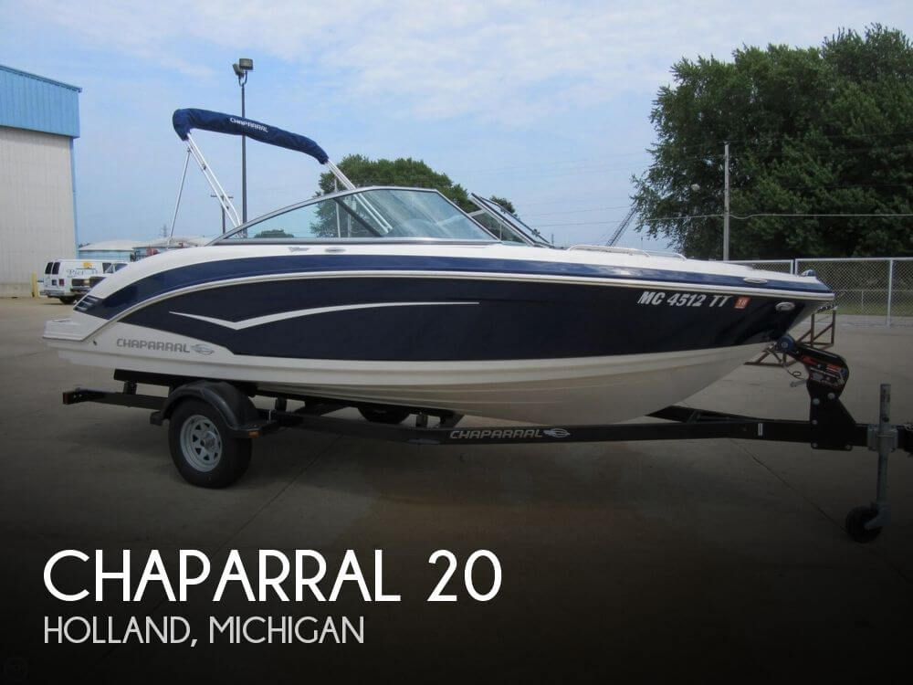 Used Boats For Sale in Grand Rapids, Michigan by owner | 2015 Chaparral 20