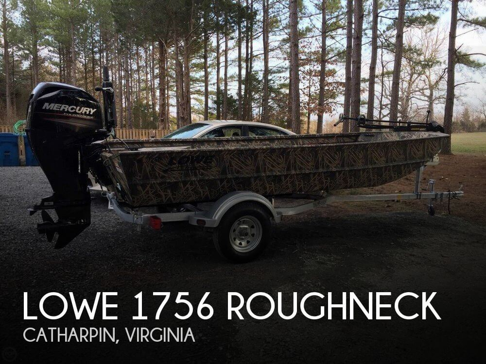 2015 LOWE 1756 ROUGHNECK for sale