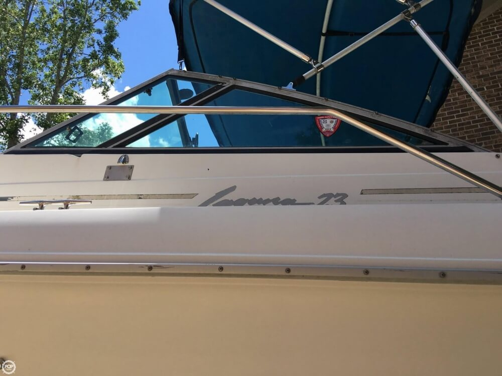 1990 Sea Ray boat for sale, model of the boat is Laguana 23 & Image # 11 of 41