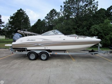 Hurricane 237 SunDeck, 23', for sale - $28,690