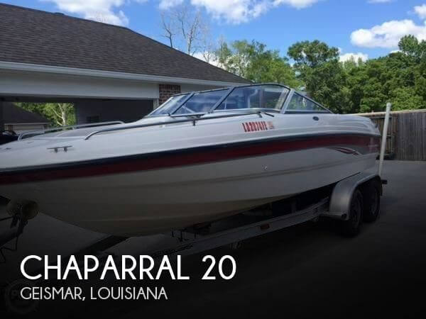 Used Chaparral Boats For Sale in Louisiana by owner | 2001 Chaparral 20