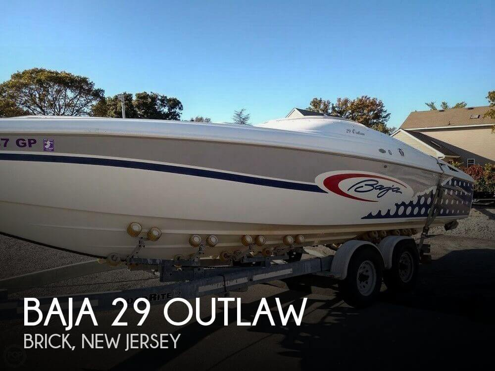 Used Boats For Sale by owner | 2001 Baja 29 Outlaw