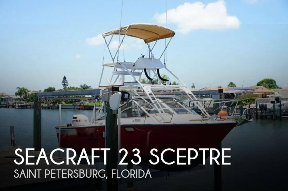 1976 SeaCraft 23 Sceptre