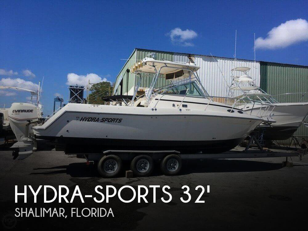 Used Hydra-Sports Boats For Sale by owner | 1996 Hydra-Sports 320 Sport fisher