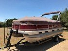 2012 Sun Tracker Party Barge 22 DLX - #1