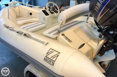 Zodiac 340 DLX, 11', for sale - $13,500