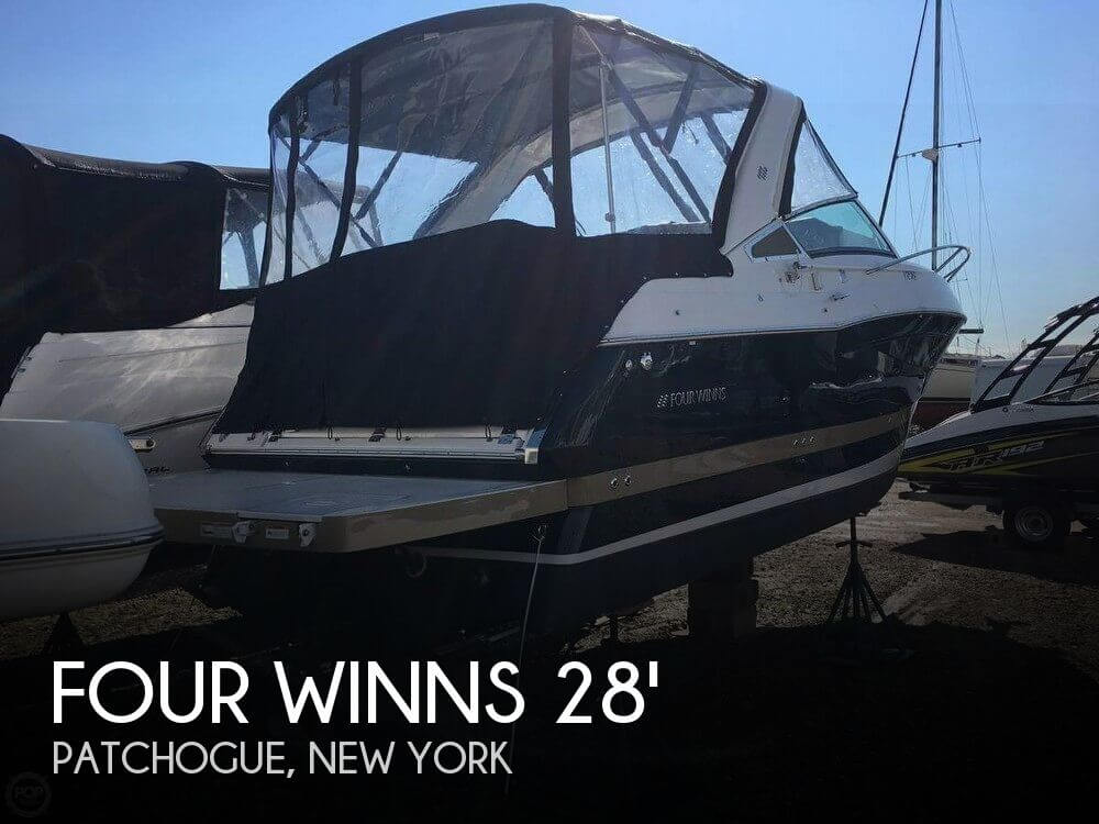 Used Boats For Sale in Norwich, Connecticut by owner | 2016 Four Winns 28