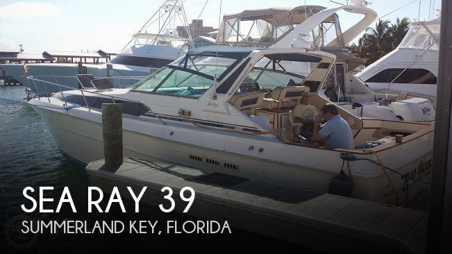 Used Boats For Sale by owner | 1984 Sea Ray 39