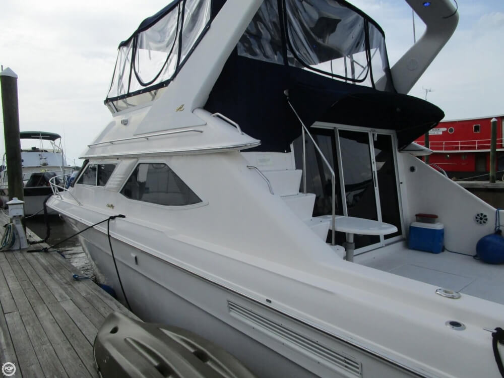1996 Sea Ray 43 - image 13