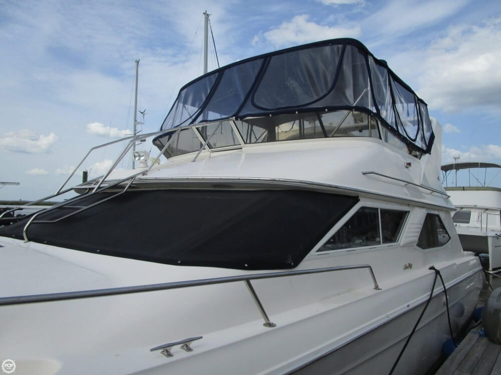 1996 Sea Ray 43 - image 34