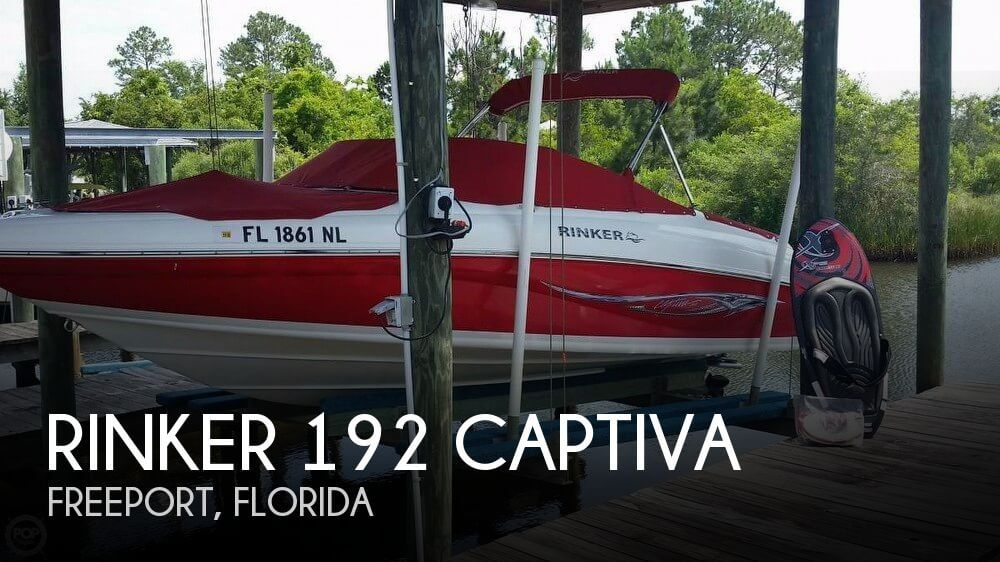 Used Boats For Sale in Dothan, Alabama by owner | 2007 Rinker 19