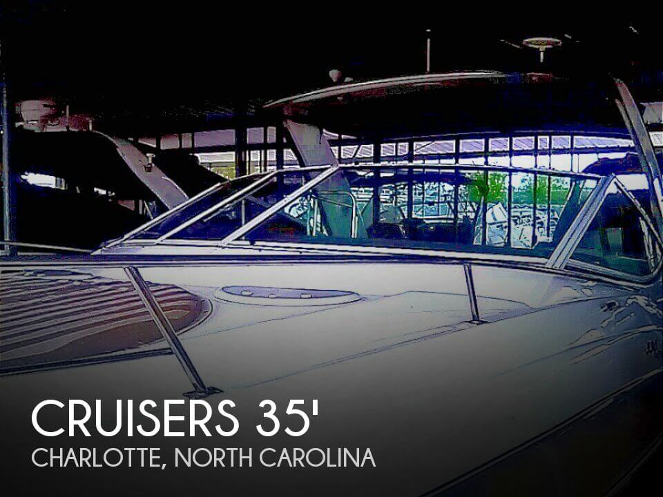 Used Boats For Sale in Hickory, North Carolina by owner | 2008 Cruisers Yachts 35