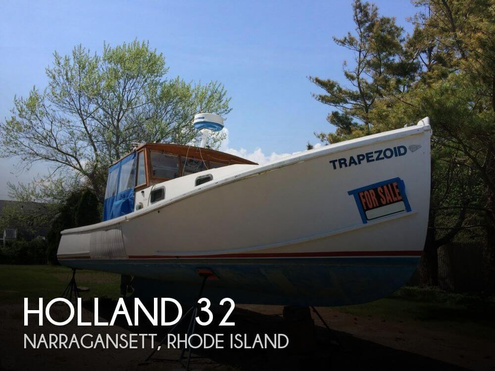 Used Holland Boats For Sale by owner | 1982 Holland 32