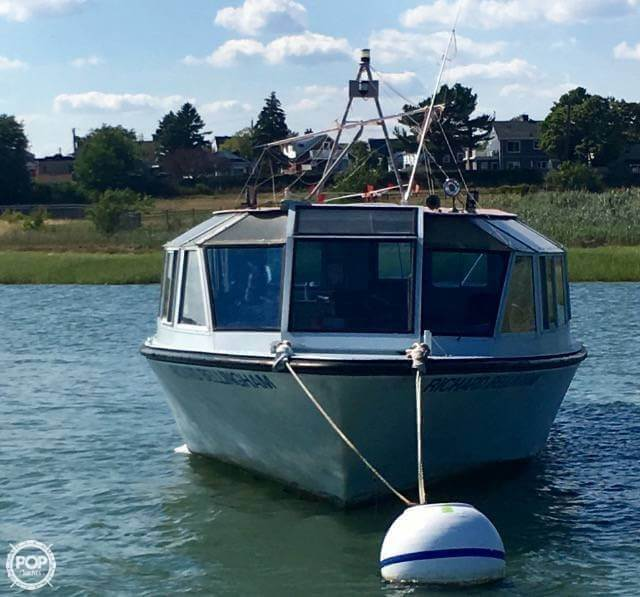 1986 Blount boat for sale, model of the boat is High Tech Flyert 46 & Image # 2 of 40