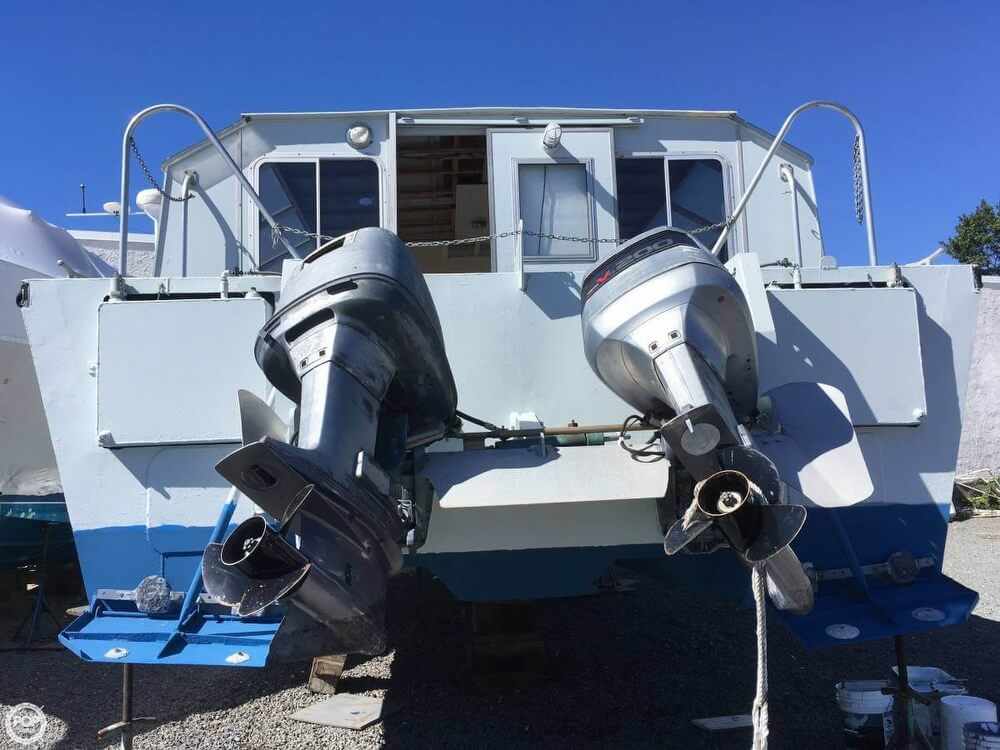 1986 Blount boat for sale, model of the boat is High Tech Flyert 46 & Image # 4 of 40