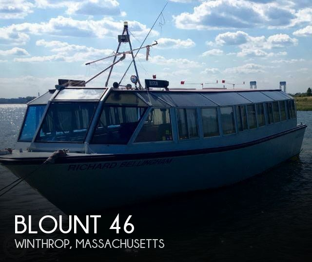1986 Blount boat for sale, model of the boat is High Tech Flyert 46 & Image # 1 of 40