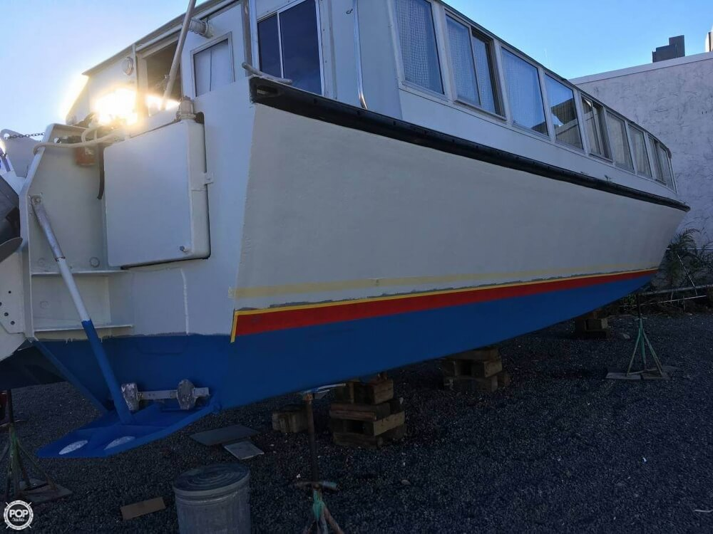1986 Blount boat for sale, model of the boat is High Tech Flyert 46 & Image # 7 of 40