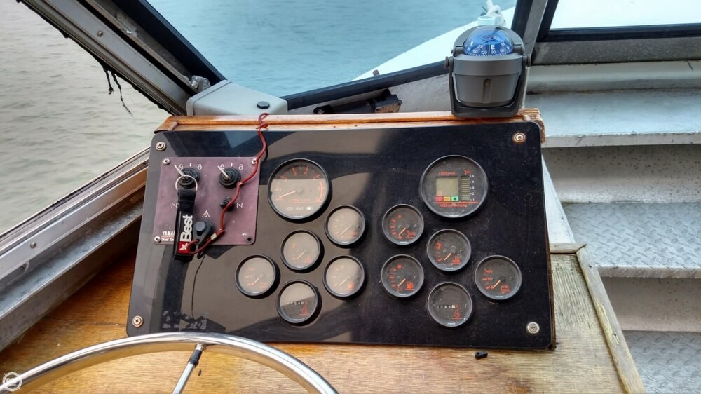 1986 Blount boat for sale, model of the boat is High Tech Flyert 46 & Image # 40 of 40
