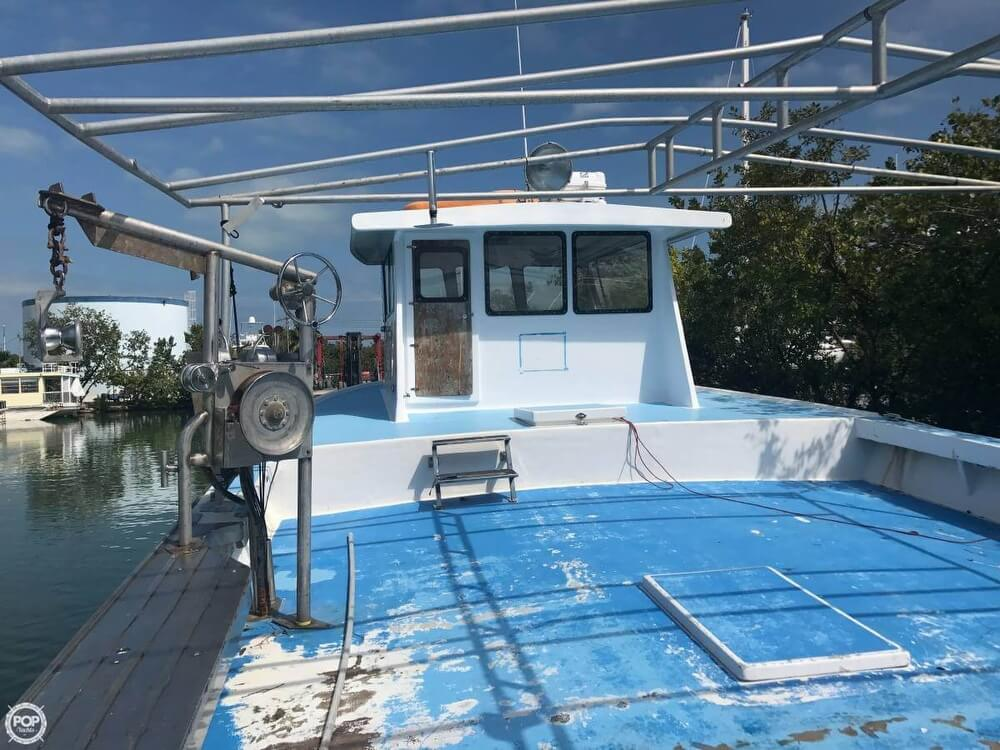 1999 Bonner boat for sale, model of the boat is 64 & Image # 3 of 40