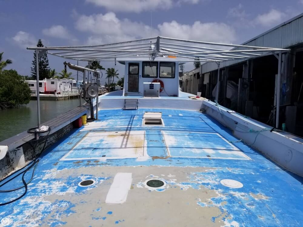 1999 Bonner boat for sale, model of the boat is 64 & Image # 8 of 40