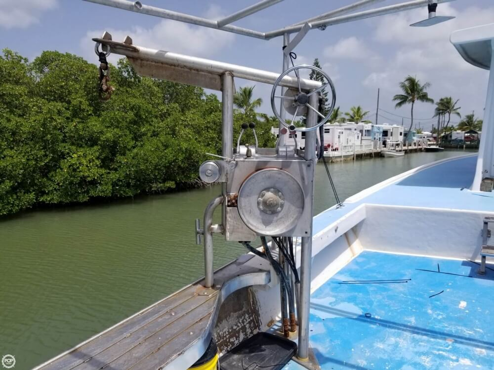 1999 Bonner boat for sale, model of the boat is 64 & Image # 10 of 40