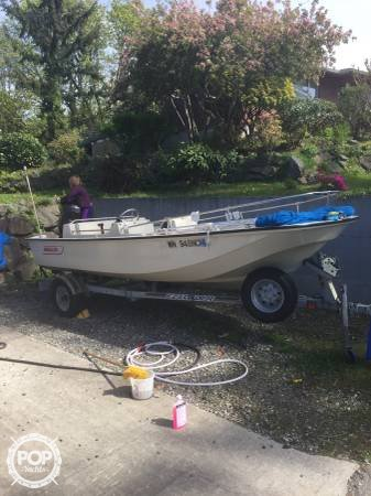 Boston Whaler 17, 17', for sale - $15,500