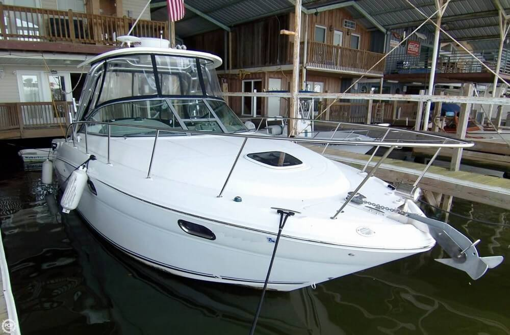 2009 Sea Ray boat for sale, model of the boat is Amberjack 290 Sportfish 29 & Image # 13 of 40