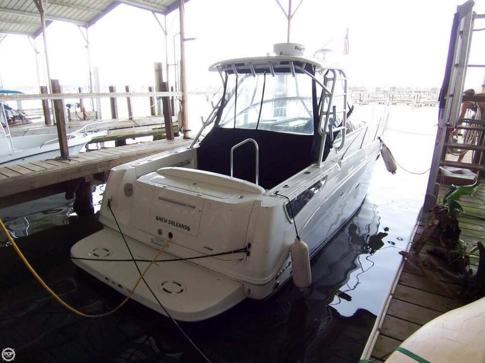 2009 Sea Ray boat for sale, model of the boat is Amberjack 290 Sportfish 29 & Image # 2 of 40