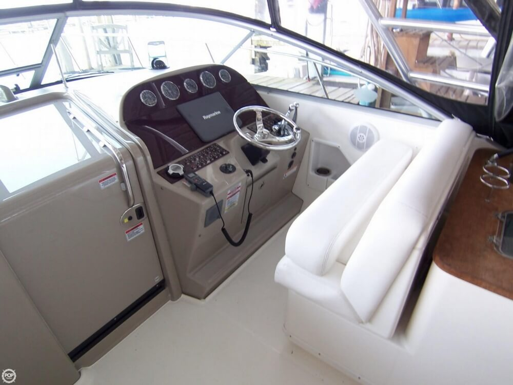 2009 Sea Ray boat for sale, model of the boat is Amberjack 290 Sportfish 29 & Image # 3 of 40