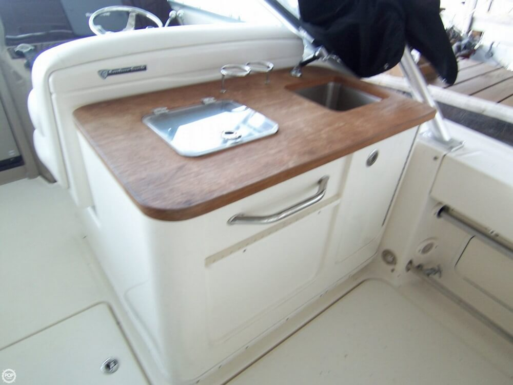 2009 Sea Ray boat for sale, model of the boat is Amberjack 290 Sportfish 29 & Image # 6 of 40