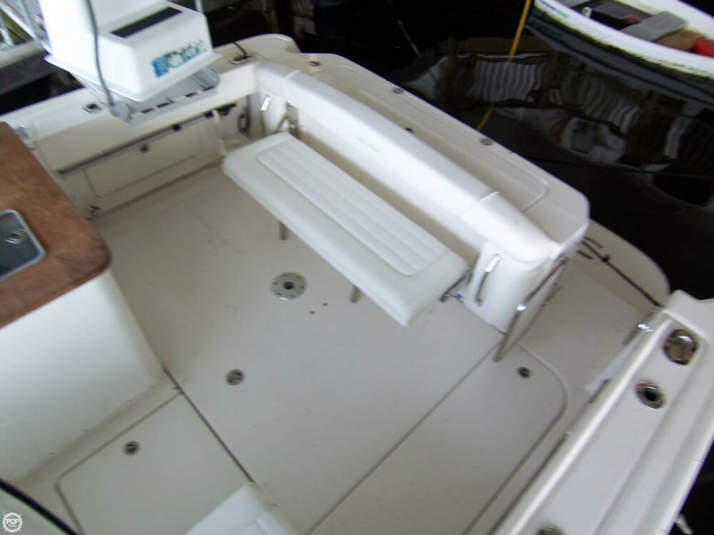 2009 Sea Ray boat for sale, model of the boat is Amberjack 290 Sportfish 29 & Image # 7 of 40