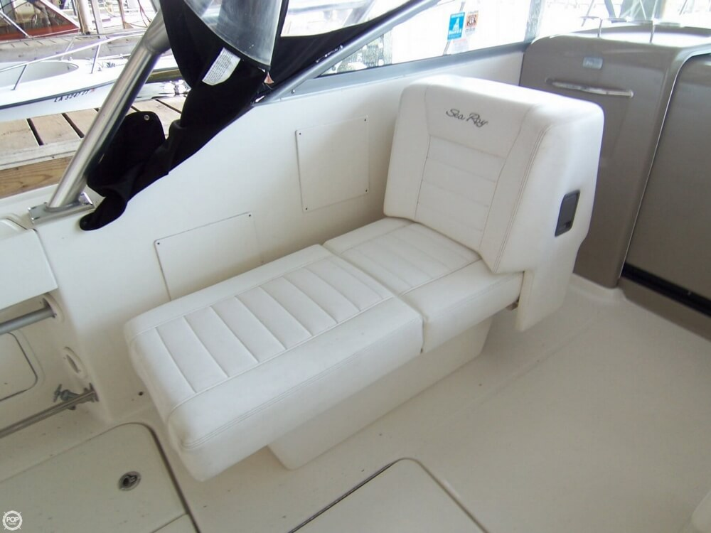 2009 Sea Ray boat for sale, model of the boat is Amberjack 290 Sportfish 29 & Image # 8 of 40