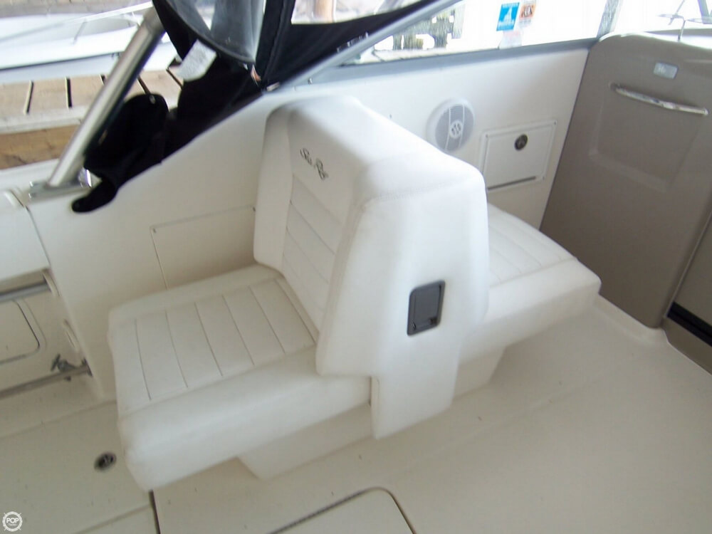 2009 Sea Ray boat for sale, model of the boat is Amberjack 290 Sportfish 29 & Image # 9 of 40