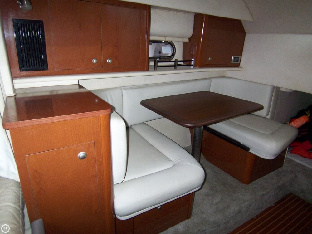 2009 Sea Ray boat for sale, model of the boat is Amberjack 290 Sportfish 29 & Image # 11 of 40
