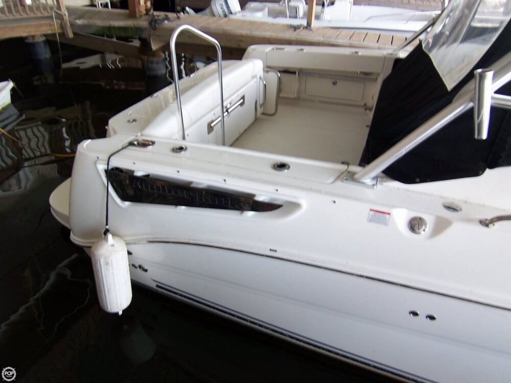 2009 Sea Ray boat for sale, model of the boat is Amberjack 290 Sportfish 29 & Image # 14 of 40
