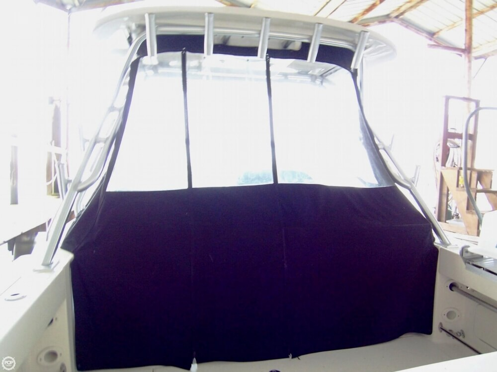 2009 Sea Ray boat for sale, model of the boat is Amberjack 290 Sportfish 29 & Image # 15 of 40