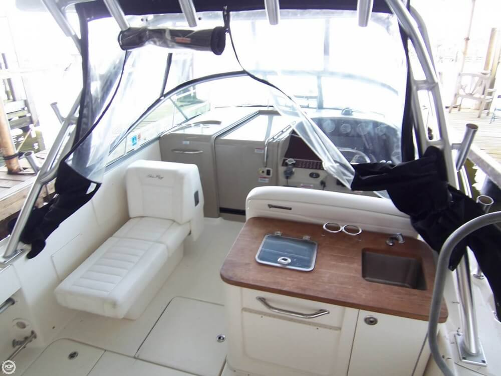 2009 Sea Ray boat for sale, model of the boat is Amberjack 290 Sportfish 29 & Image # 19 of 40