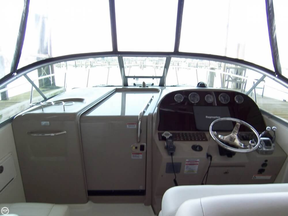 2009 Sea Ray boat for sale, model of the boat is Amberjack 290 Sportfish 29 & Image # 39 of 40