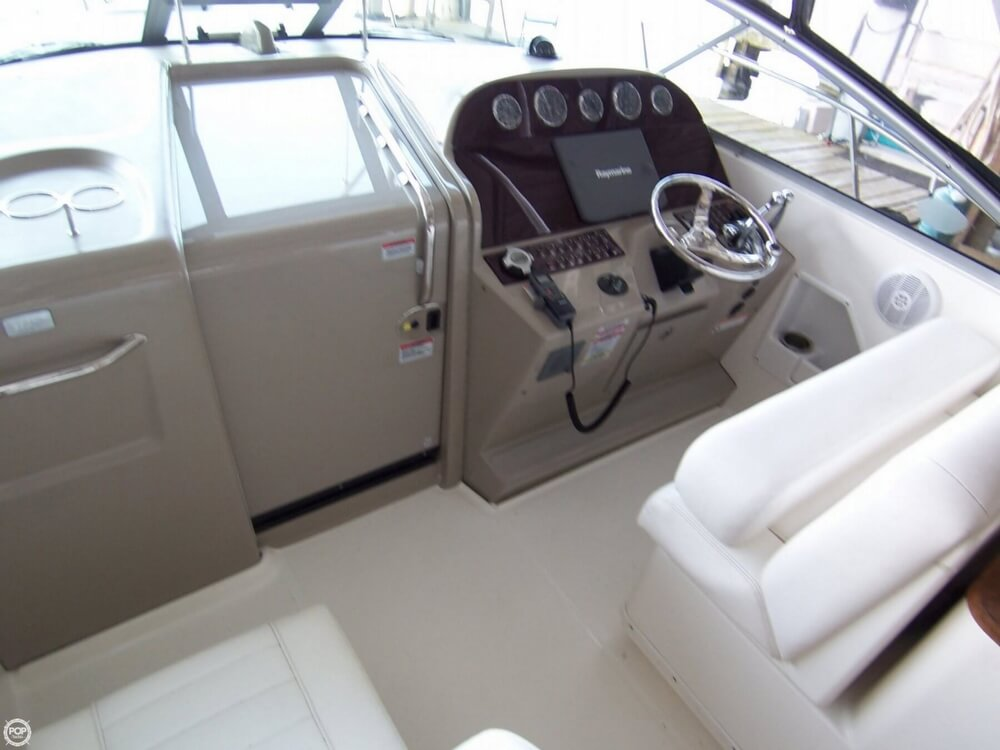 2009 Sea Ray boat for sale, model of the boat is Amberjack 290 Sportfish 29 & Image # 40 of 40