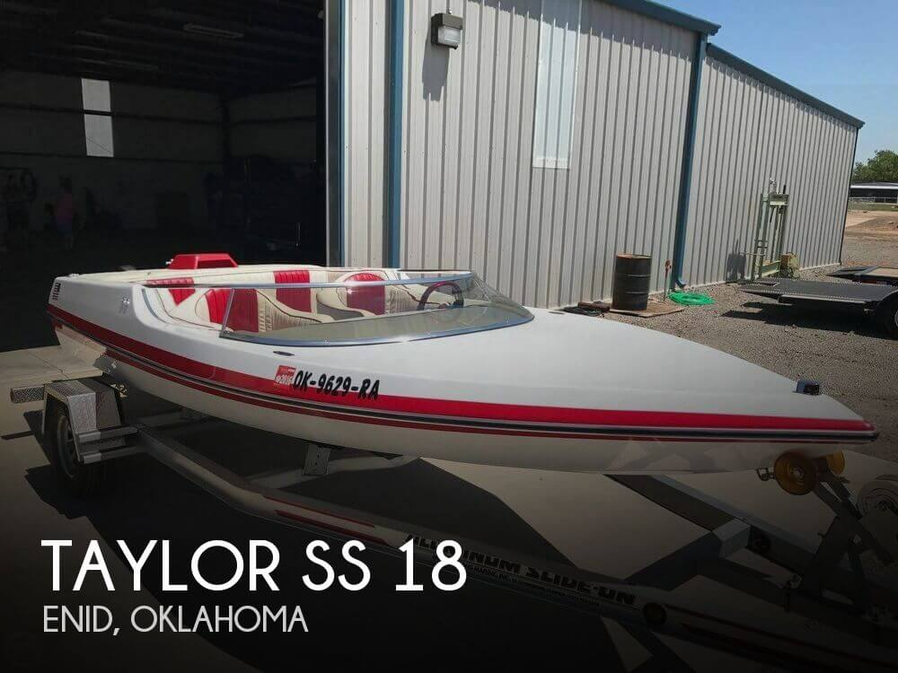 Used Taylor Boats For Sale by owner | 1979 Taylor 18