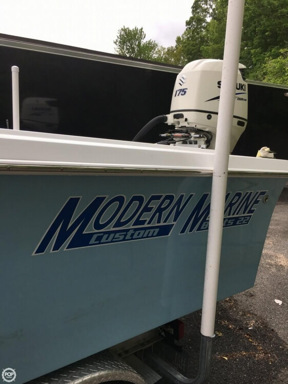 2016 Modern Marine boat for sale, model of the boat is 22 & Image # 18 of 39