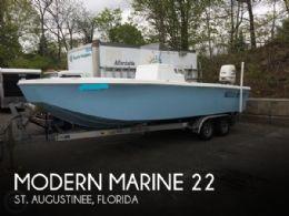 2016 Modern Marine 22