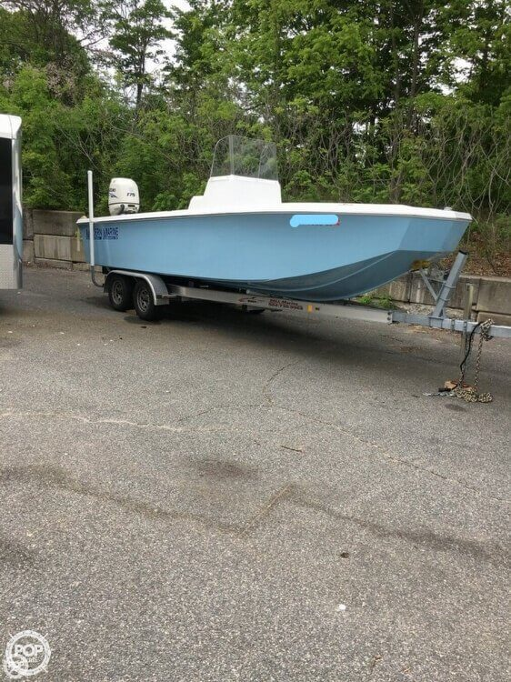 2016 Modern Marine boat for sale, model of the boat is 22 & Image # 5 of 39