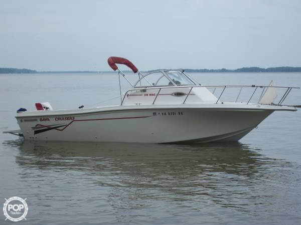 1998 BAHA CRUISERS 24 for sale