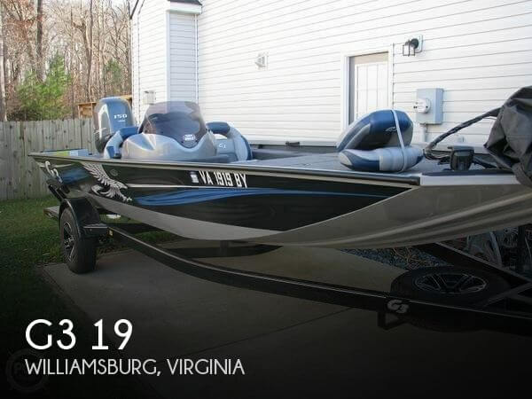 Used G3 Boats For Sale by owner   2015 G3 19