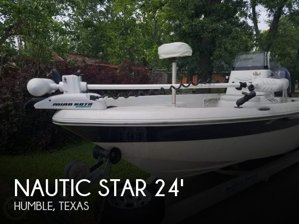 Used Nautic Star Boats For Sale by owner | 2014 Nautic Star 24
