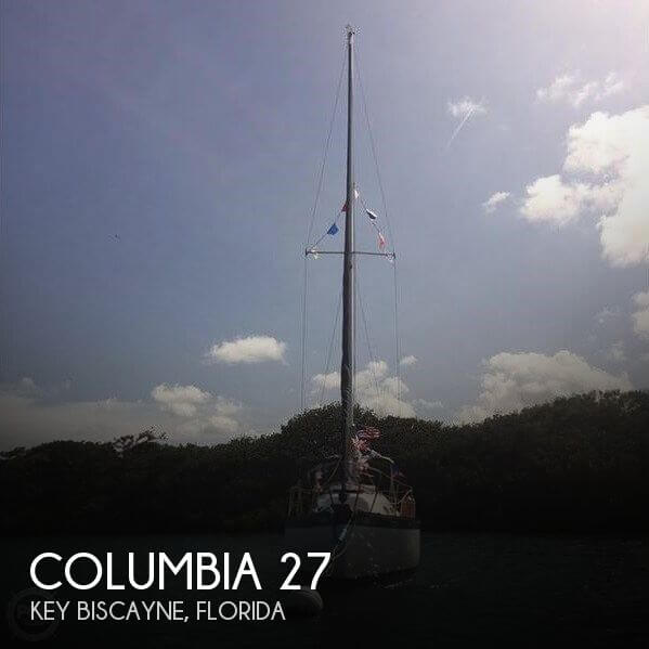 Used Columbia Boats For Sale by owner | 1981 Columbia 27